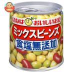 いなば食品 食塩無添加ミックスビーンズ 110g缶×24個入