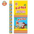 カクダイ製菓 10連 クッピーラムネ  (4g×10袋)×20本入
