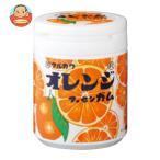 丸川製菓 オレンジマーブルガムボトル 130g×6個入