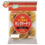 丸中製菓 オークヒルズキングドーナツ 6個×6袋入
