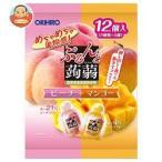 20g×12個 12袋 お菓子 ゼリー 果汁 蒟蒻ゼリー