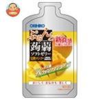 オリヒロ ぷるんと蒟蒻ゼリー 完熟マンゴー 100gパウチショット×36個入