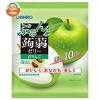 オリヒロ ぷるんと蒟蒻ゼリー 青りんご 20gパウチ×6個×24袋入