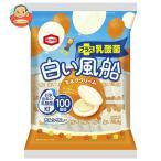 亀田製菓 白い風船ミルククリーム 18枚×12袋入