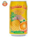 リードオフジャパン パイナップル・オレンジ・ネクター 340ml缶×24本入