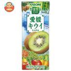 野菜生活100 愛媛キウイミックス 195ml×24本 紙パック
