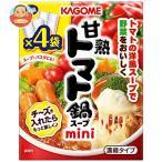 カゴメ 甘熟トマト鍋スープmini 50g×2袋×10袋入