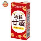 メロディアン 甘酒(赤ラベル) 1000ml紙パック×12(6×2)本入