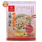 はくばく 発芽玄米と八穀ごはん 180g(30g×6)×6袋入