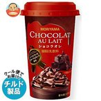 【送料無料】【チルド(冷蔵)商品】守山乳業 アイスショコラオレ 180g×12本入