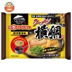 送料無料 【冷凍商品】キンレイ お水がいらない ラーメン横綱 1食×12袋入