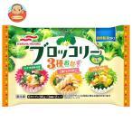 送料無料 【冷凍商品】マルハニチロ ブロッコリー3種おかず 6個×10袋入