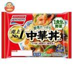 送料無料 【冷凍商品】味の素 野菜たっぷり中華丼の具 2個入り 2個×12袋入