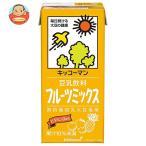 豆乳飲料 フルーツミックス 1L×12本 紙パック