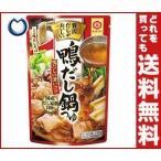 【送料無料】【2ケースセット】キッコーマン 贅沢だしがおいしい 鴨だし鍋つゆ 750gパウチ×12本入×(2ケース)