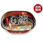 【送料無料】徳島製粉 金ちゃん亭 鍋焼肉うどん 214g×12個入