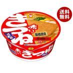 【送料無料】東洋水産 マルちゃん 赤いきつねうどん(関西) 96g×12個入