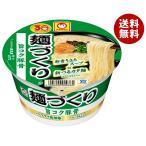 【送料無料】東洋水産 マルちゃん 麺づくり 旨コク豚骨 87g×12個入