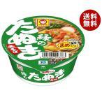 【送料無料】東洋水産 マルちゃん 緑のまめたぬき天そば(西向け) 45g×24(12×2)個入