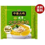 【送料無料】明星食品 中華三昧 北京風塩拉麺 103g×12袋入