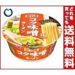 【送料無料】明星食品 評判屋 コク味噌ラーメン 78g×12個入