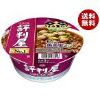 【送料無料】明星食品 評判屋 鶏南蛮そば 72g×12個入