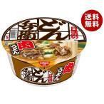 【送料無料】日清食品 日清のどん兵衛 肉うどん 87g×12個入