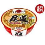 【送料無料】日清食品 麺ニッポン 尾道ラーメン 122g×12個入