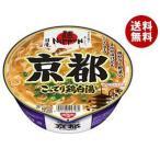 【送料無料】日清食品 麺ニッポン 京都背脂醤油ラーメン 122g×12個入