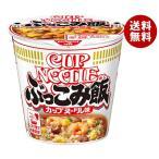 【送料無料】日清食品 カップヌードル ぶっこみ飯 90g×6個入