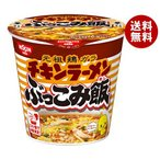 【送料無料】日清食品 チキンラーメン ぶっこみ飯 77g×6個入