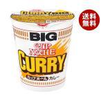 【送料無料】日清食品 カップヌードル カレービッグ 120g×12個入