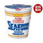 【送料無料】日清食品 カップヌードル シーフードヌードル ミニ 38g×30(15×2)個入