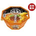 【送料無料】日清食品 日清 ラ王 香熟コク味噌 122g×12個入