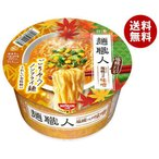 【送料無料】日清食品 日清麺職人 みそ 96g×12個入