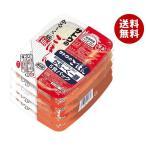 送料無料 【2ケースセット】サトウ食品 サトウのごはん 新潟県産コシヒカリ かる〜く一膳 5食パック (130g×5食)×12個入×(2ケース)