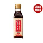 【送料無料】ハグルマ 国産野菜・果実使用ウスターソース 200ml瓶×12本入