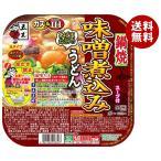【送料無料】五木食品 鍋焼味噌煮込みうどん 249g×18個入