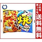 【送料無料】五木食品 2コ焼うどん しょうゆ味 442g×18袋入