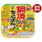 【送料無料】五木食品 角鍋焼ちゃんぽん 170g×18個入