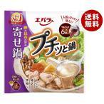 【送料無料】エバラ食品 プチッと鍋 寄せ鍋 23g×6個×12袋入