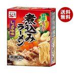 【送料無料】【2ケースセット】永谷園 煮込みラーメン しょうゆ味 294g×6箱入×(2ケース)