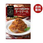 送料無料 ハチ食品 パスタボーノ ポルチーニと完熟トマトのミートソース 140g×24個入