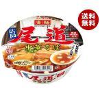 【送料無料】ヤマダイ ニュータッチ 凄麺 尾道中華そば 115g×12個入