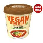 【送料無料】ヤマダイ ニュータッチ ヴィーガンヌードル 酸辣湯麺 66g×12個入