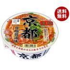 【送料無料】ヤマダイ ニュータッチ 凄麺 京都背脂醤油味 124g×12個入