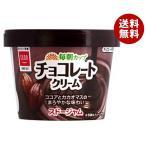 送料無料 スドージャム スドー 毎朝カップ チョコレートクリーム 135g×12個入