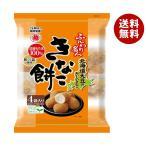 【送料無料】越後製菓 ふんわり名人きなこ餅 85g×12袋入
