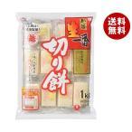 【送料無料】【2ケースセット】越後製菓 生一番 きりもち 1kg×10袋入×(2ケース)