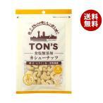 【送料無料】東洋ナッツ食品 トン 食塩無添加 カシューナッツ 90g×10袋入